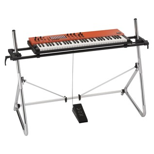 Vox Continental 61 Keyboard and Stand