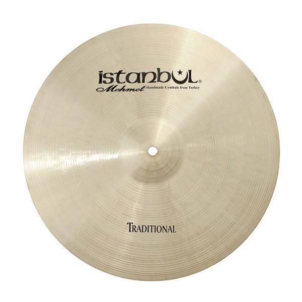 "Istanbul Mehmet Traditional 15"" Dark Crash Cymbal"