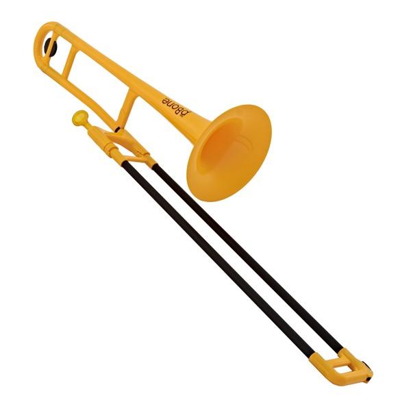 pBone Plastic Trombone, Yellow