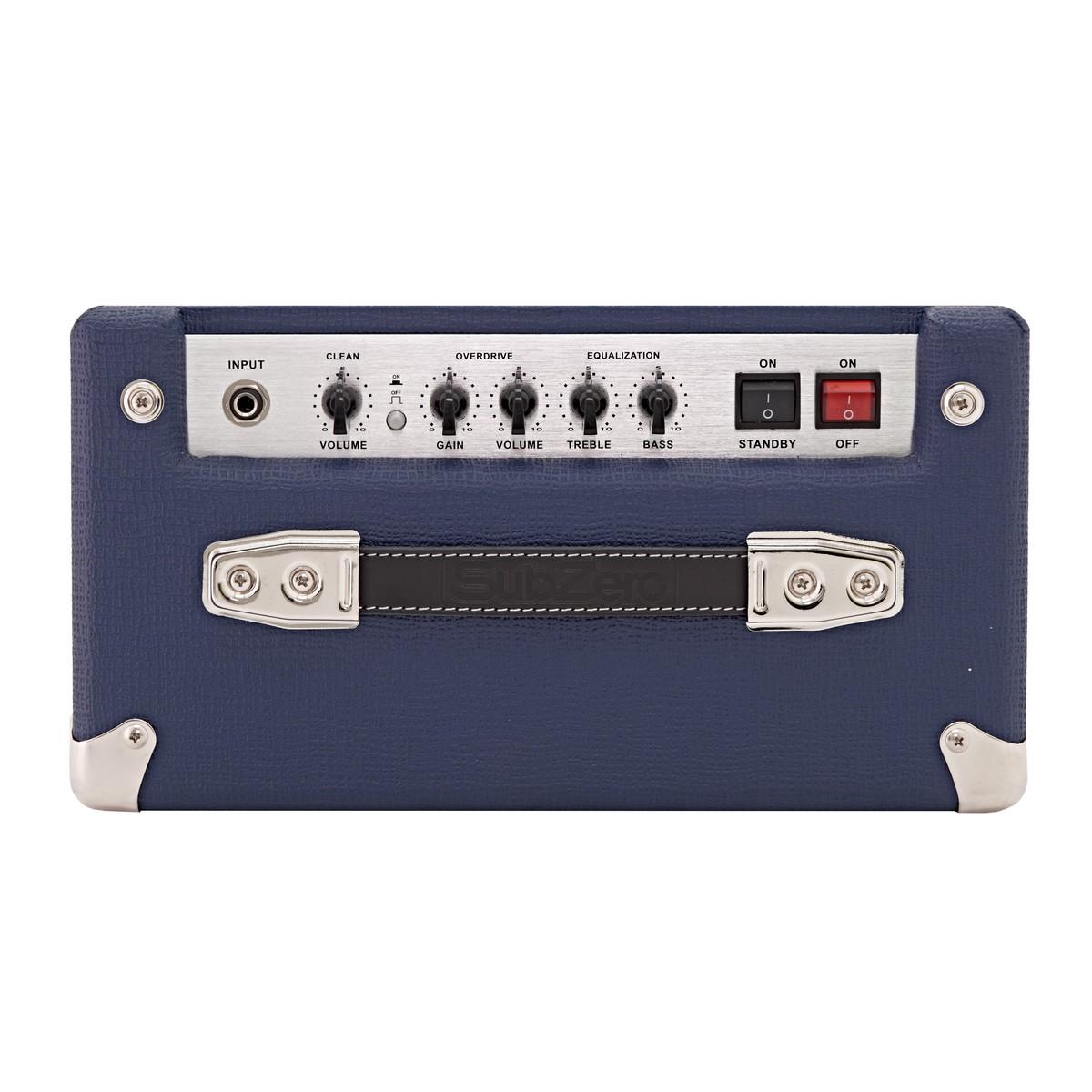 Subzero Tube 5w Valve Guitar Amp At Gear4music El84 Amplifier Schematic Loading Zoom
