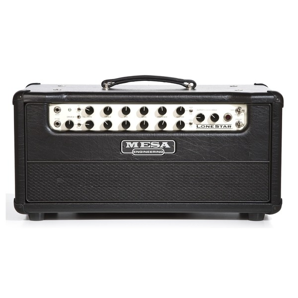 Mesa Boogie Lone Star Head front