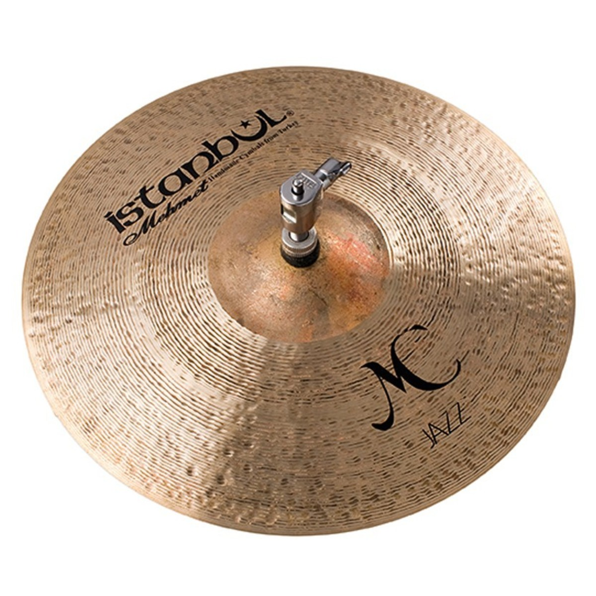 istanbul mehmet mc jazz 14 39 39 hi hat cymbals at gear4music. Black Bedroom Furniture Sets. Home Design Ideas