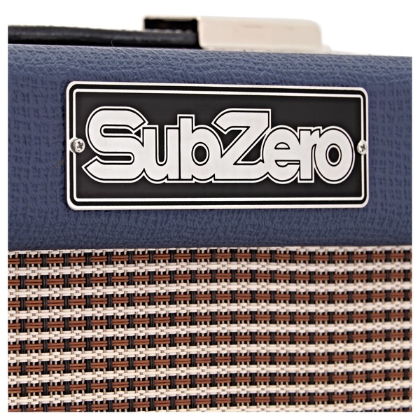 SubZero Tube-20R 20W Guitar Amp with Reverb