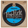 D'Addario 3-Pack Pro-Arte Hard Tension Strings