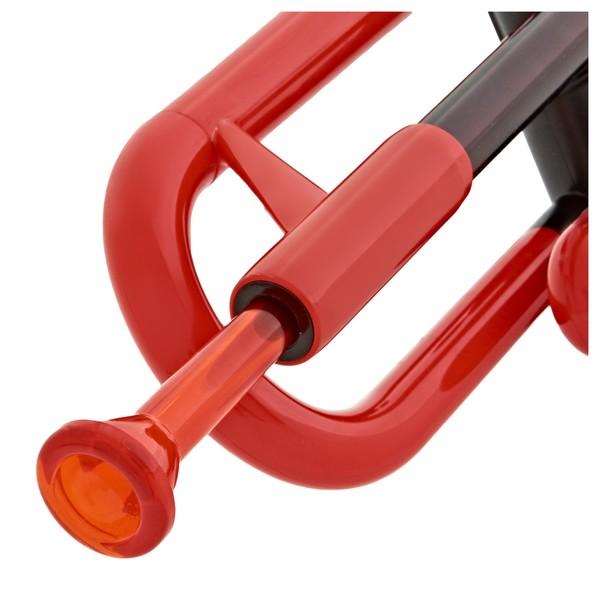 pTrumpet Plastic Trumpet, Red