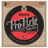 D'Addario 3-Pack Pro-Arte Normal Tension