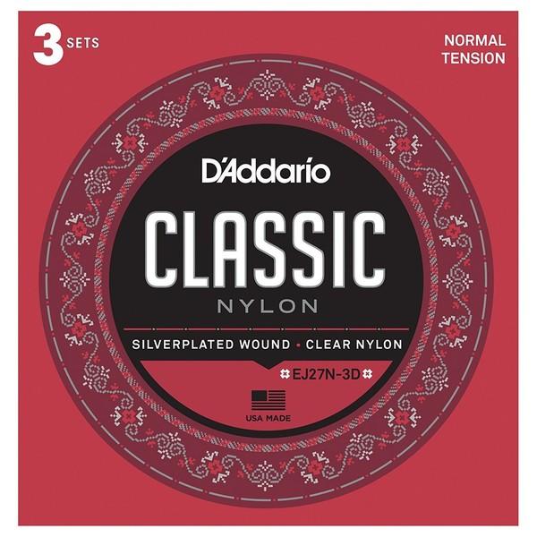 D'Addario 3 Set Value Normal Tension
