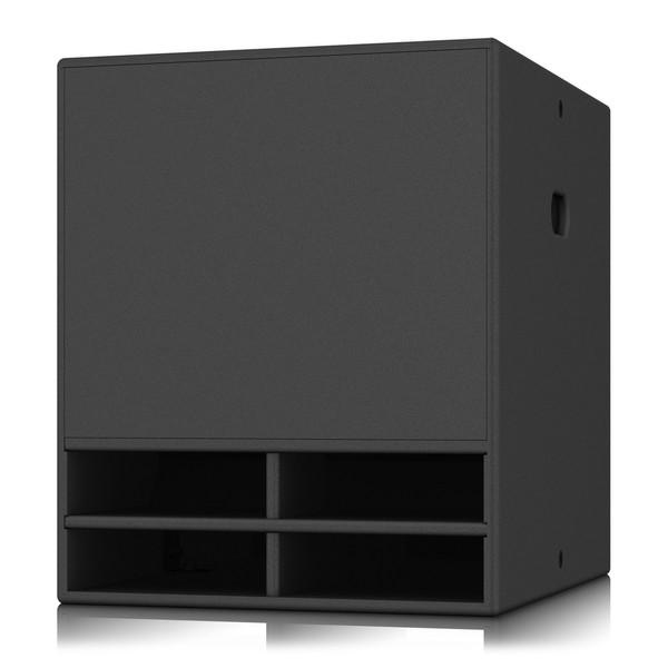Turbosound Dublin TCX115B-R 15'' Weather-Resistant Passive Sub, Black 1