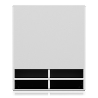 Turbosound Dublin TCX118B 18'' Band-Pass Passive Subwoofer, White 2