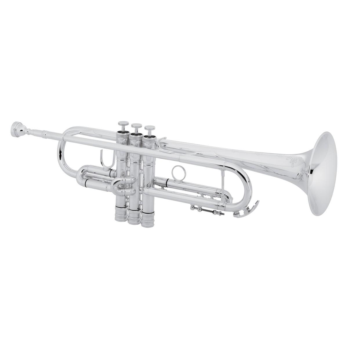 Conn 52b Connstellation Bb Trumpet Silver Plate At Gear4music