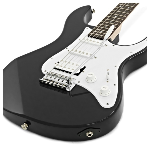 yamaha pacifica 012 black at gear4music. Black Bedroom Furniture Sets. Home Design Ideas