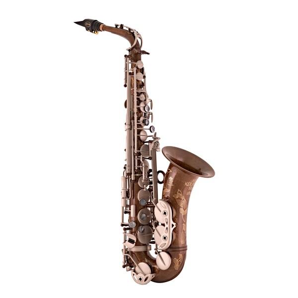 Keilwerth SX90R Alto Saxophone, Vintage