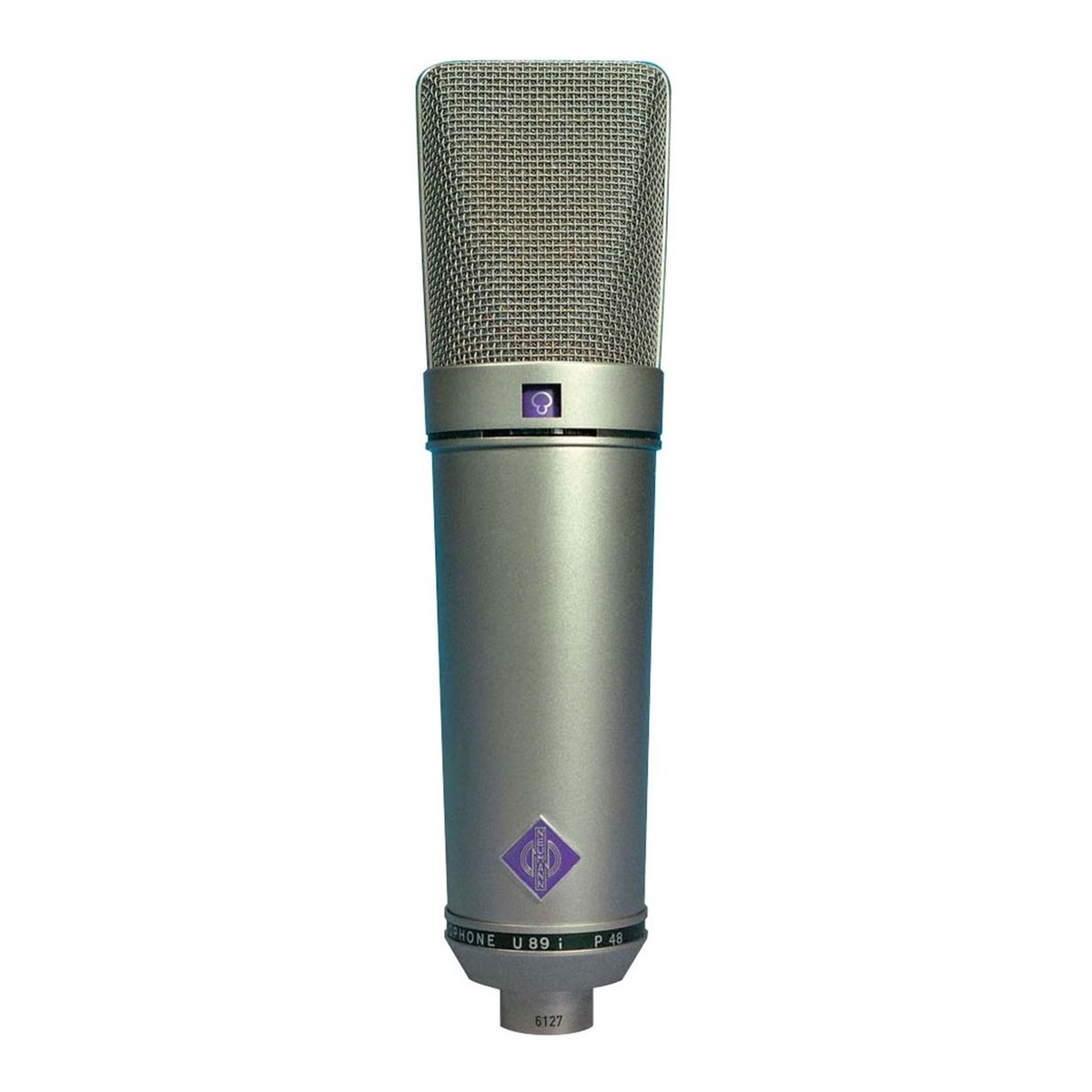 Neumann U 89 I Studio Microphone Nickel