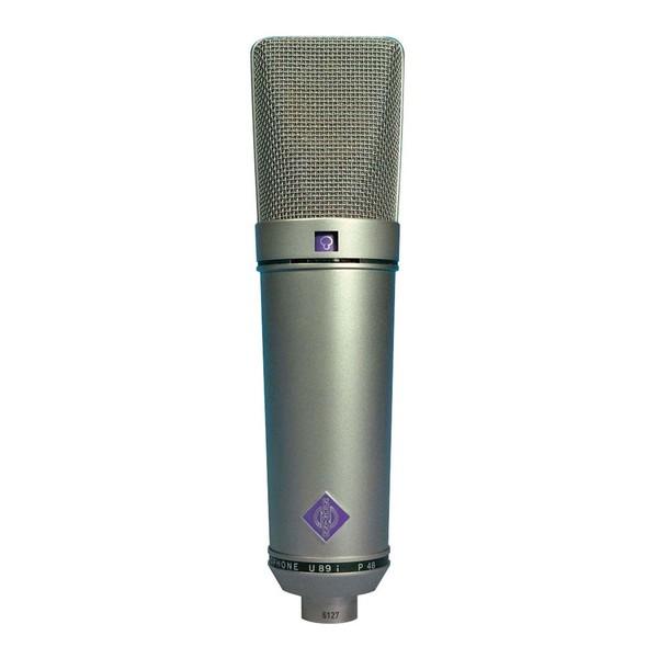 Neumann U 89 i Studio Microphone