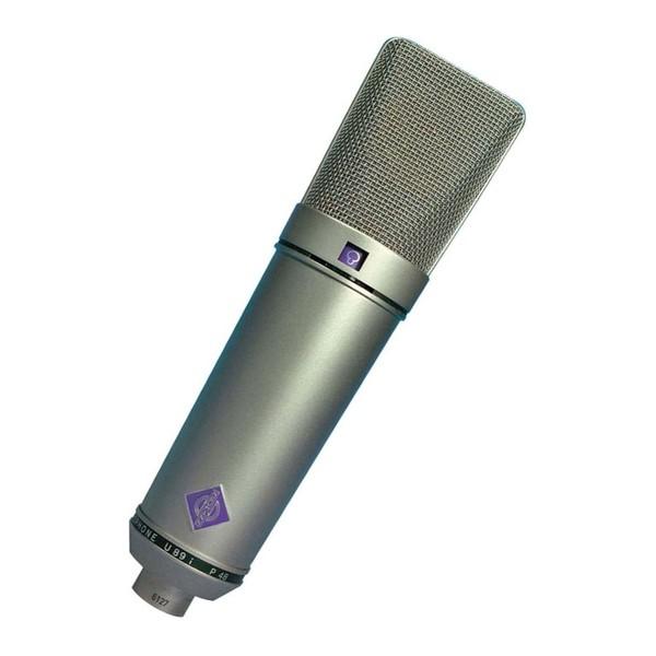 Neumann U 89 i Studio Microphone, Nickel 2