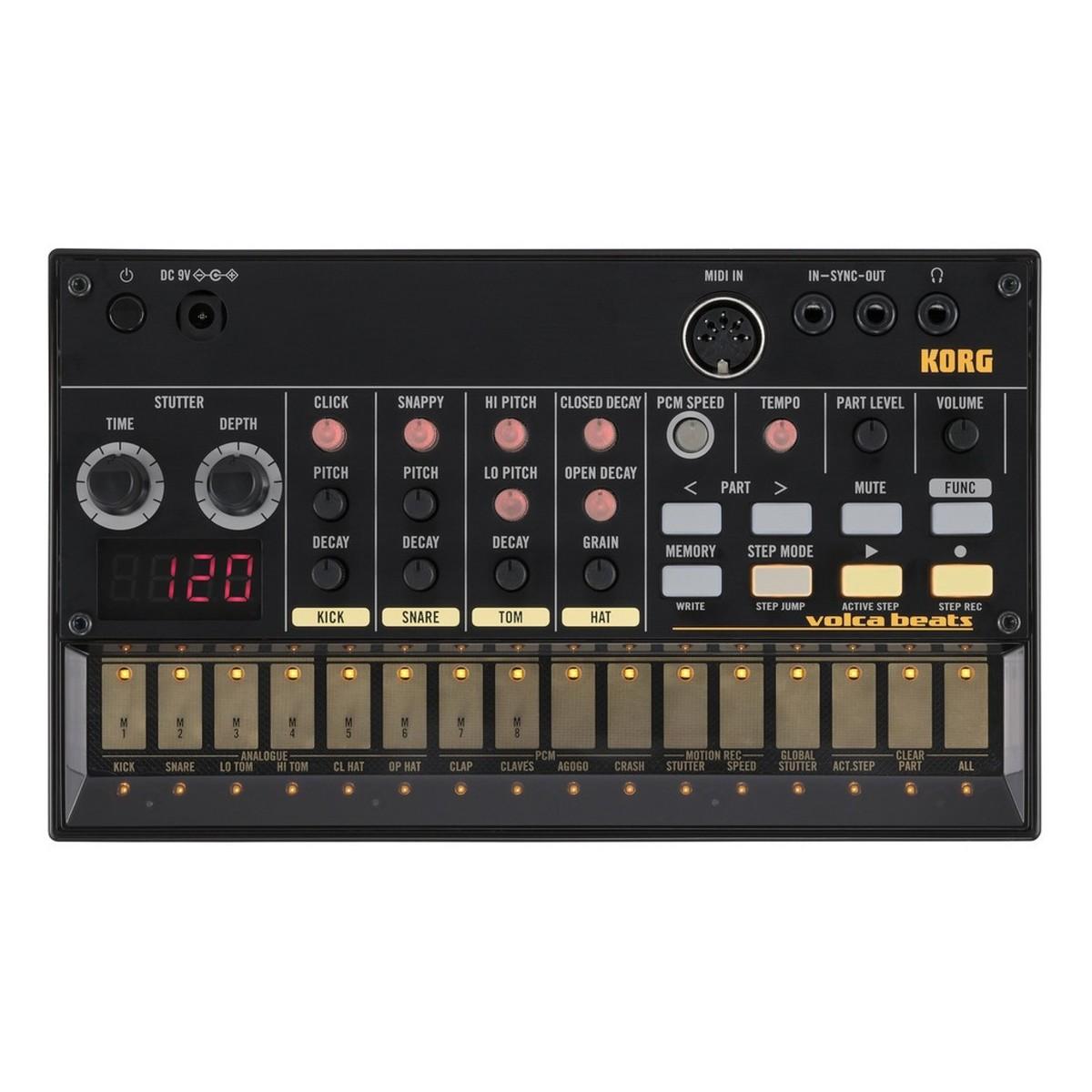 Korg Volca Mix Pack Inc Volca Mix c8ff586ca178