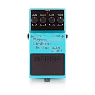 Boss LMB-3 Bass Limiter Enhancer Effects pedal