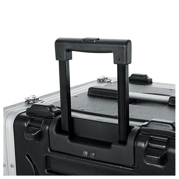 Gator GRR-10L Lockable Moulded Rolling Rack Case, 10U 5