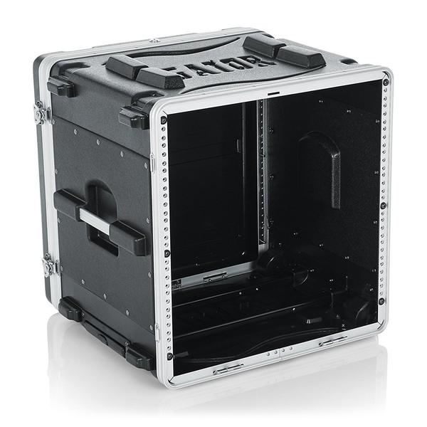 Gator GRR-10L Lockable Moulded Rolling Rack Case, 10U 7