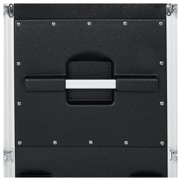 Gator GRR-10L Lockable Moulded Rolling Rack Case, 10U 11