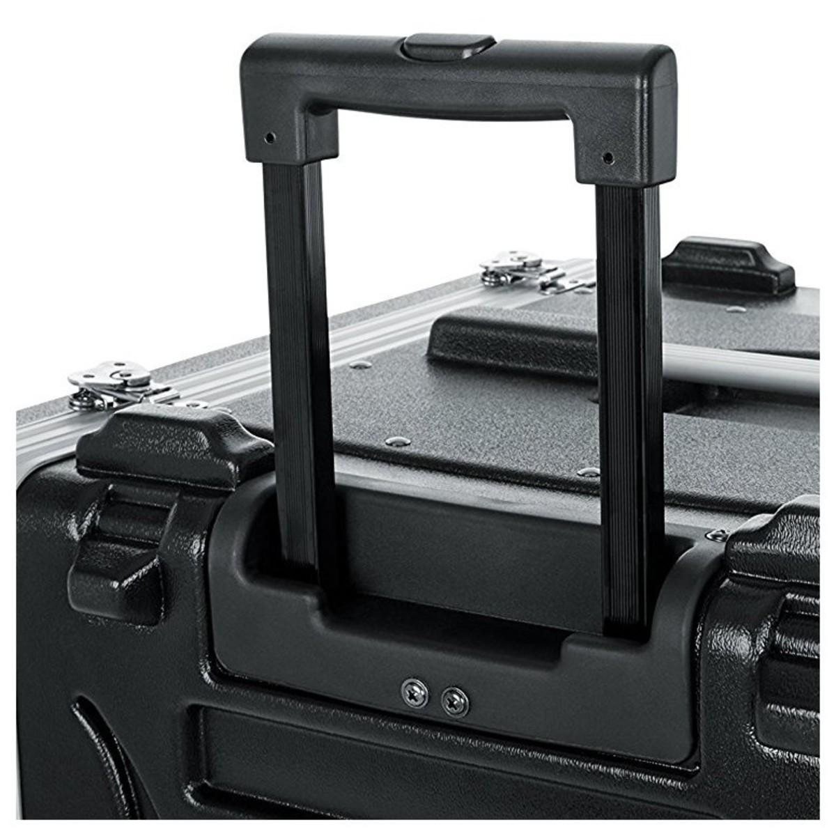 Gator Grr 6l Lockable Moulded Rolling Rack Case 6u At