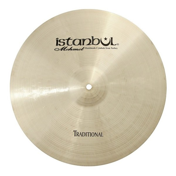 Istanbul Mehmet CM17 Traditional Crash Medium 17 Inch