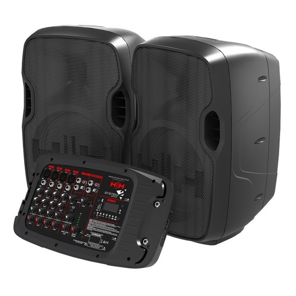 HH Electronics SYSTEM-210 Portable PA System 1