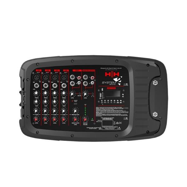 HH Electronics SYSTEM-210 Portable PA System 2