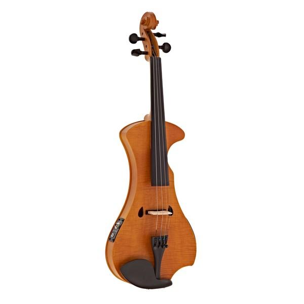 Hidersine HEV2 Electric Violin, Front