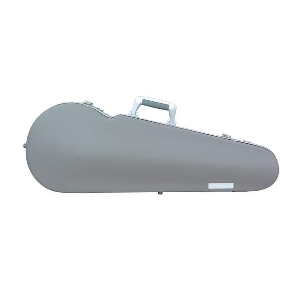 BAM 2200XL Hightech Contoured Viola Case, Grey Panther, Front