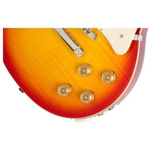 Epiphone Les Paul Ultra III Electric Guitar, Faded Cherryburst Send