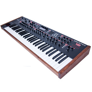 Dave Smith Instruments Prophet 12 Polyphonic Keyboard Synthesizer