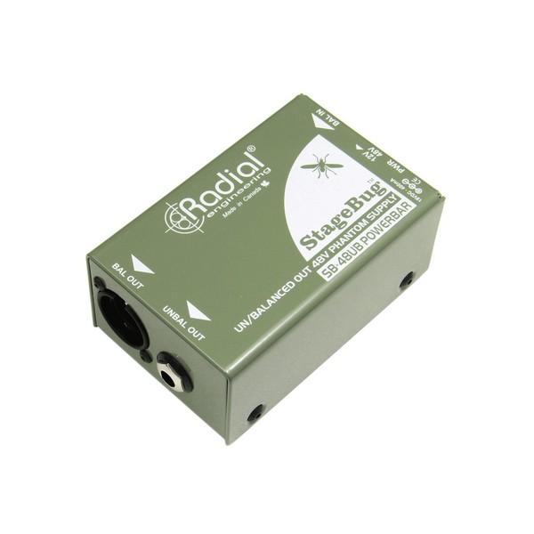 RadialSB-48 UB Phantom Power Supply 2