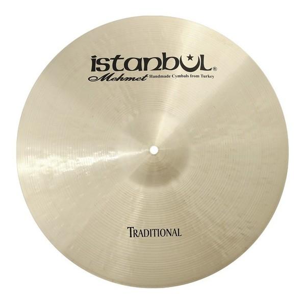 Istanbul Mehmet Traditional Heavy 18'' Crash Cymbal