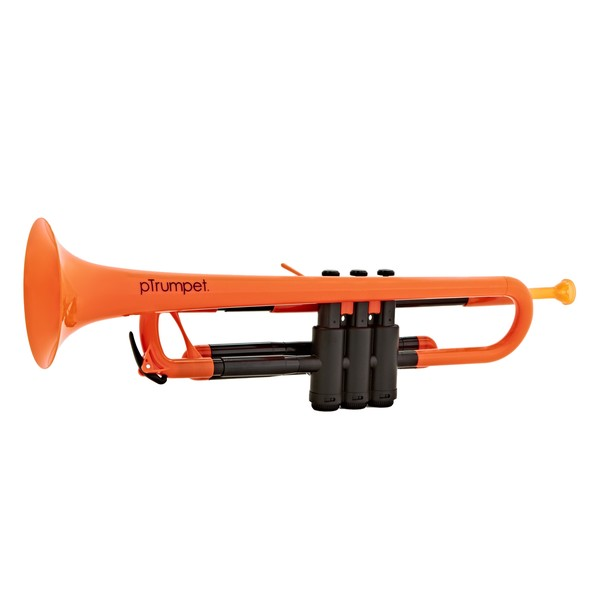 pTrumpet Plastic Trumpet, Orange
