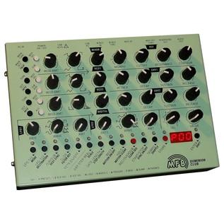 MFB Dominion Club Analog Synthesizer - Angled