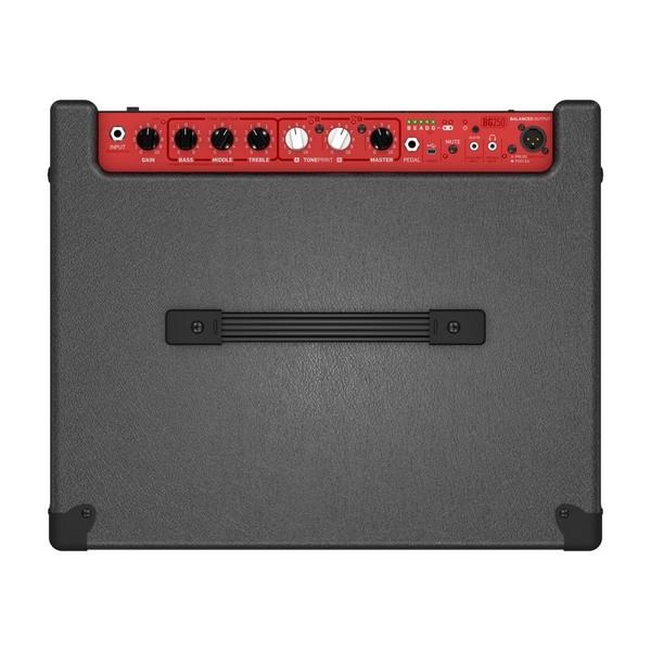 TC Electronic BG250-112 Bass Combo Amp Top