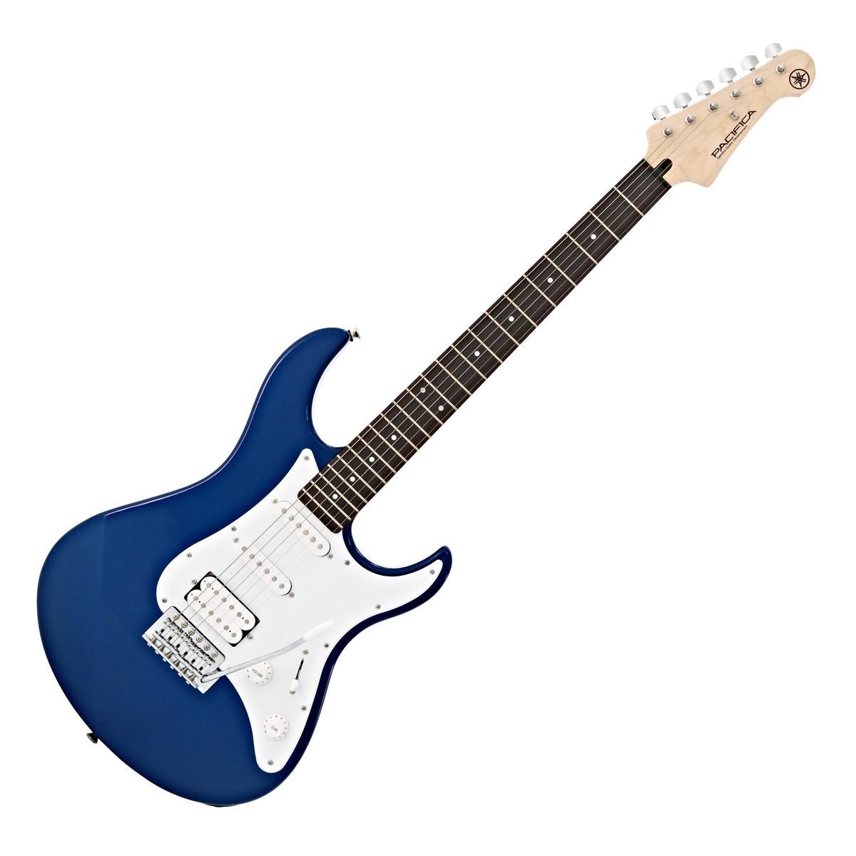 Yamaha Pacifica 012 Guitarra El 233 Ctrica Azul Metalizado