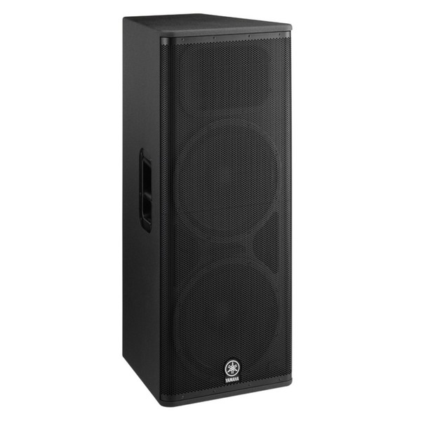 "Yamaha DSR215 Dual 15"" 2-way Active Loudspeaker Main"