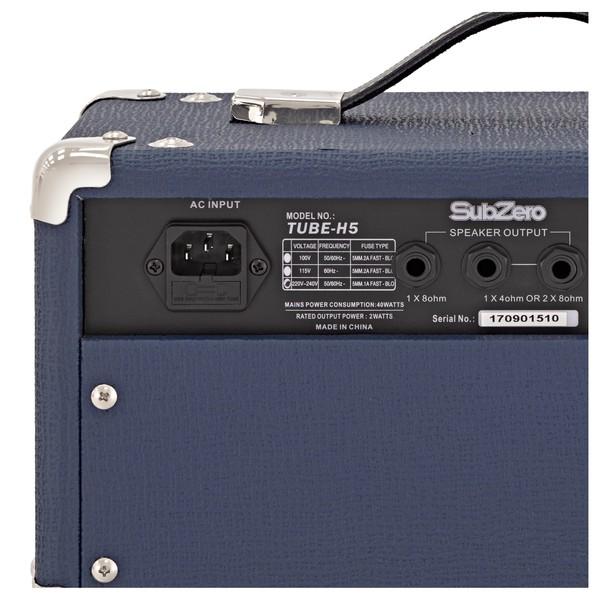 SubZero Tube-H5 5W Mini Stack