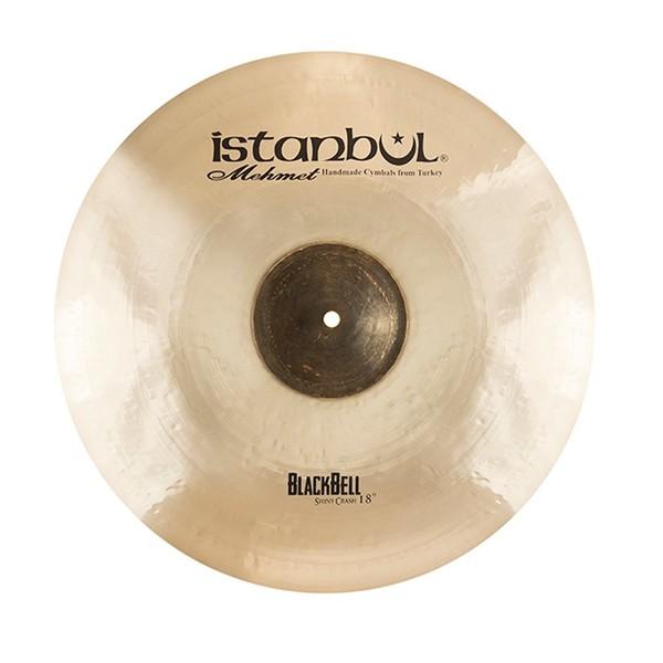 "Istanbul Mehmet BlackBell 18"" Crash Cymbal - Main"