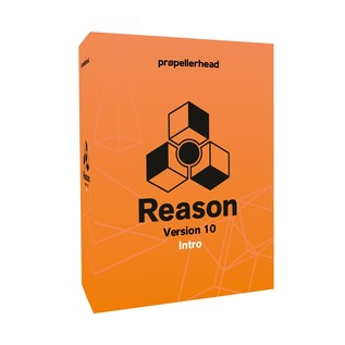 Propellerhead Reason 10 Intro - Main