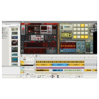 Propellerhead Reason 10 Intro - Screenshot