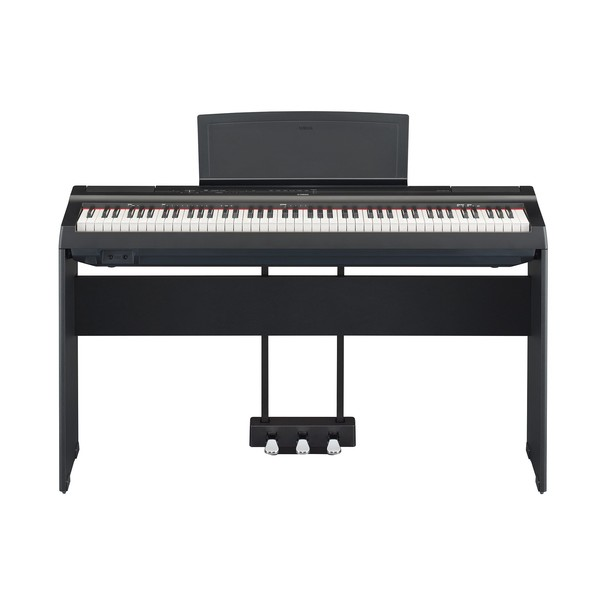 Yamaha P125 Digital Piano Package, Black