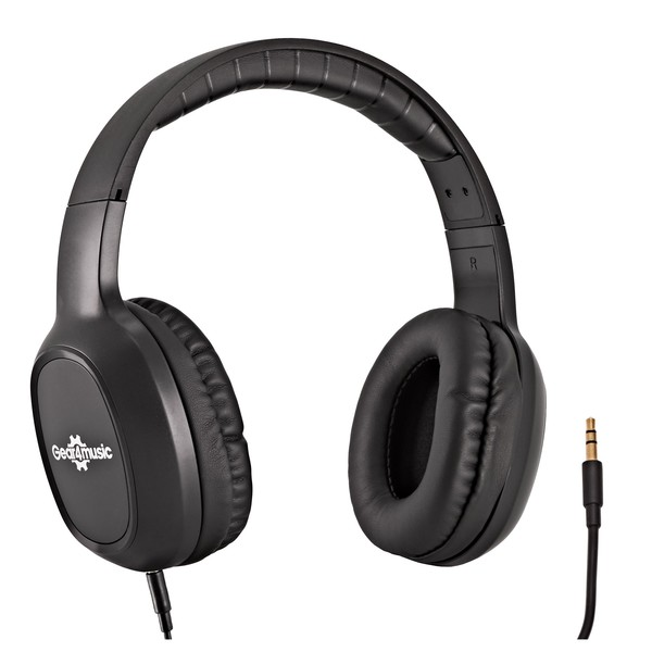 Gear4music HP-210 Headphones