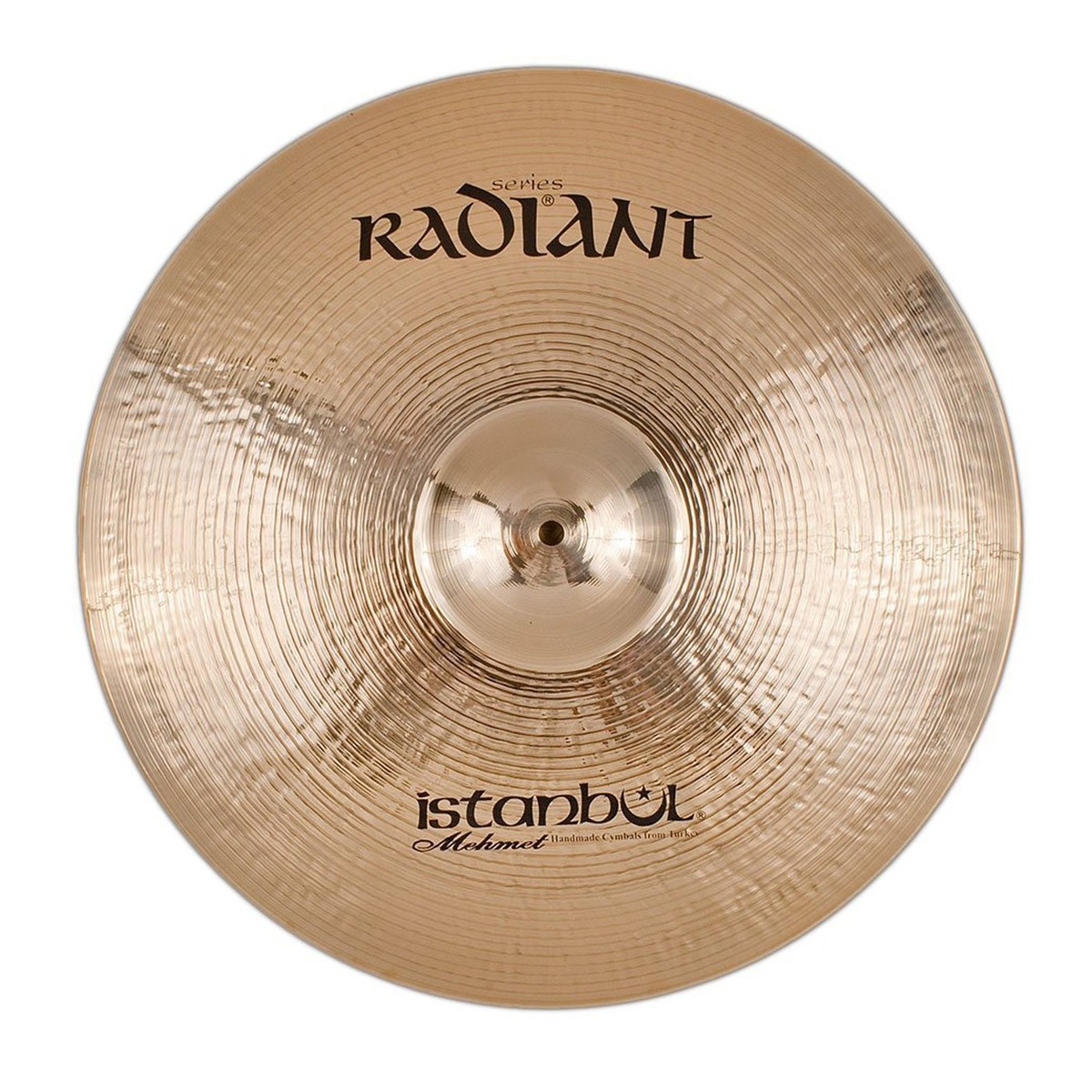 bd5593a9ba8a Istanbul Mehmet Radiant 16   Medium Crash Cymbal at Gear4music