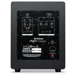 Presonus Temblor T10 Subwoofer - Rear