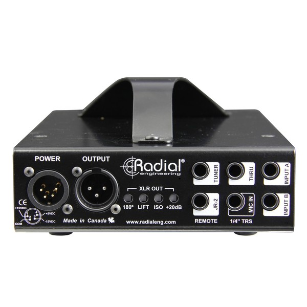 Radial JDV Mk5 Next Generation JDV Direct Box 4