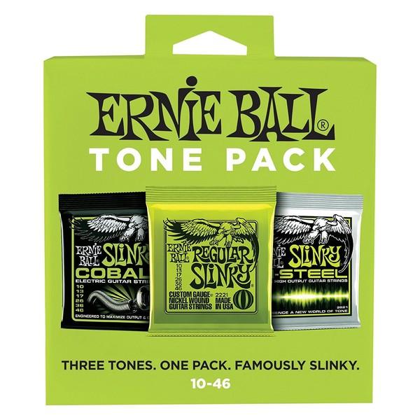 Ernie Ball Regular Slinky 10-46 Electric Tone Pack