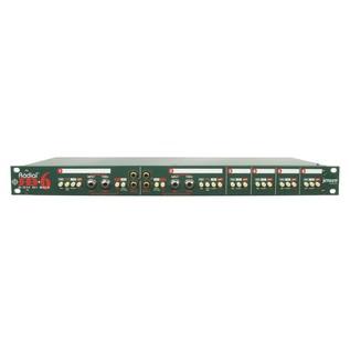Radial JD6 Six-Channel Rackmount DI Unit 2